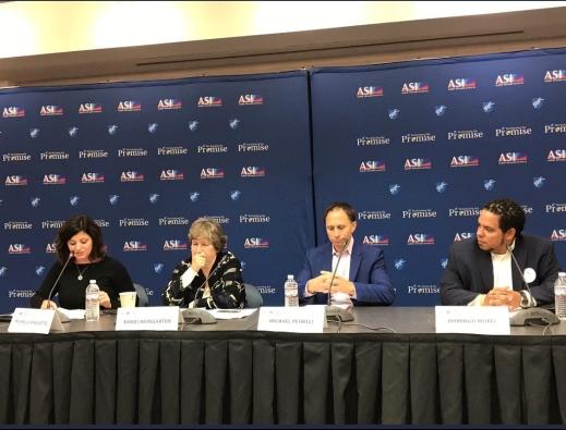 Morel_Shanker Institute Panel 2018